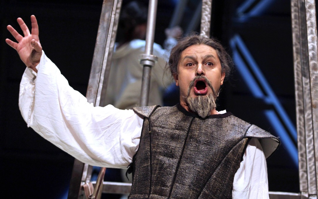 """The Teatro Real brings again """"The Knight of the Sad Figure"""" by Tomás Marco"""