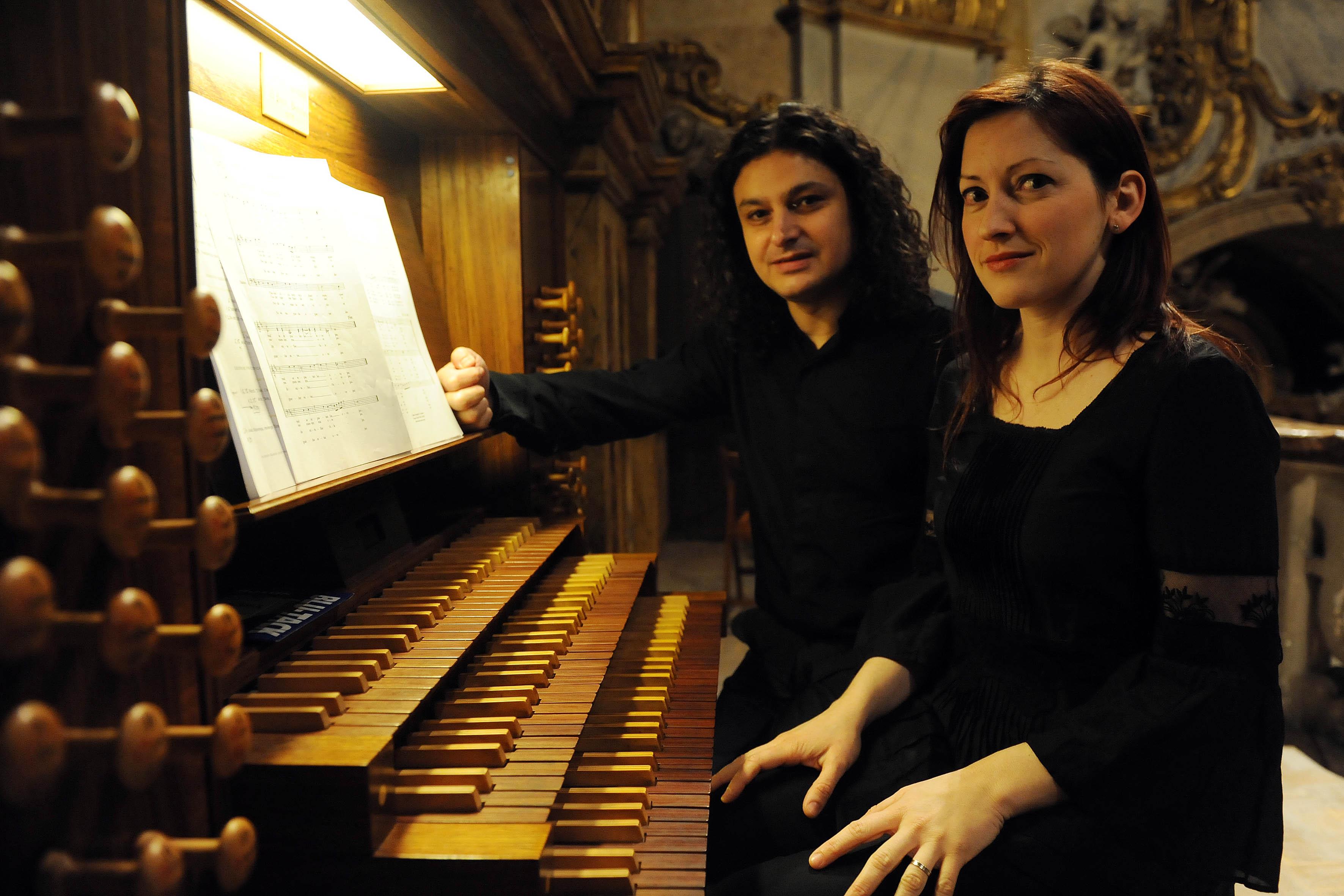 Voice and organ recital. XXl Festival de Arte Sacro de Madrid