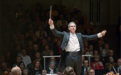 "Gustav Mahler. 8th Symphony ""Symphony of a Thousand"". April 28 and 29, 2017. Palau de la Música de Valencia"