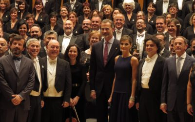 """Ivan the Terrible"" by Prokofiev. Awards Princess of Asturias. Closing Concert"