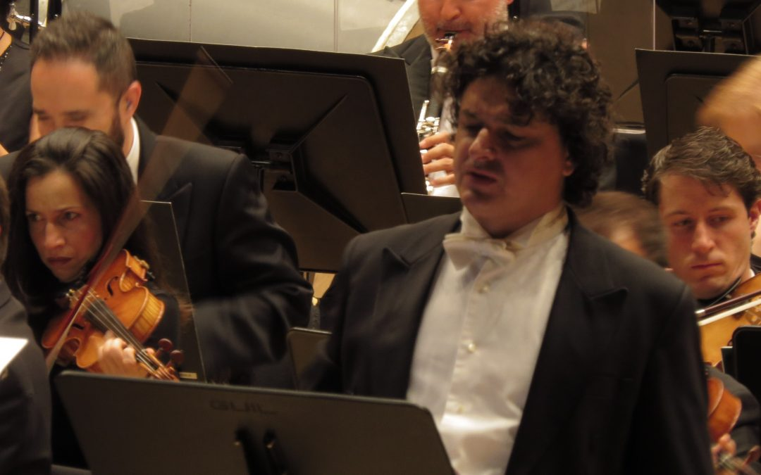 Singing Masterclass led by Alfredo García. Orquesta Filarmónica de Bogotá