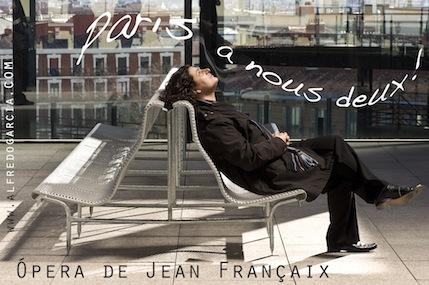 Cantar para Francaix o mejor me pides un café.