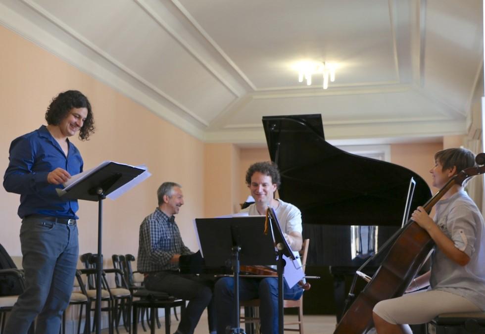 Folksongs de Beethoven. Festival Clásicos en Verano