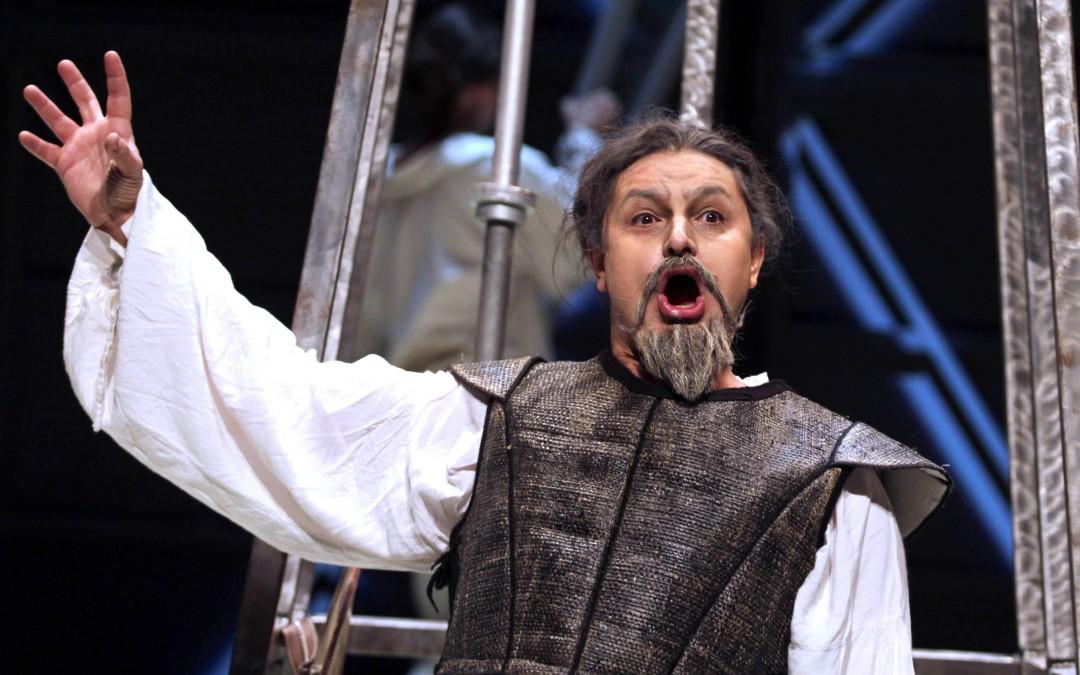 El Teatro Real trae de nuevo «El Caballero de la Triste Figura» de Tomás Marco