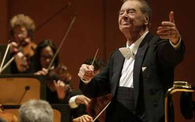 La vida breve de Manuel de Falla. Boston Symphony Orchestra. Fest. Tanglewood