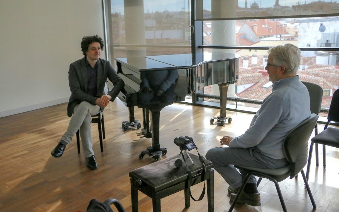 Opera World entrevista a Alfredo García