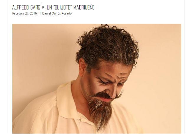 Entrevista a Alfredo García en la revista Música Autónoma