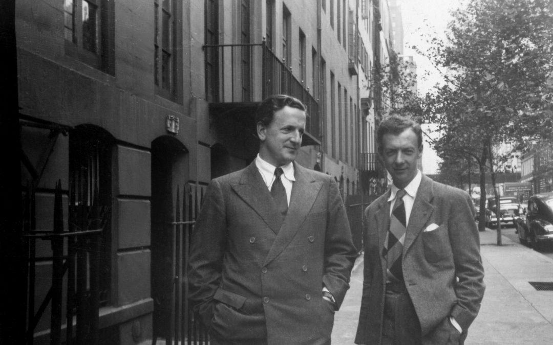 A bordo de Britten con Billy Budd