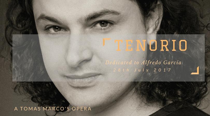 """Ópera """"Tenorio"""" de Tomás Marco. Teatro de la Maestranza. Sevilla 31 de octubre de 2018"""