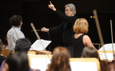 """Cantata """"América"""" by Tomás Marco. Orquesta Nacional de España"""