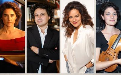 Concert at the II Classic Alborada Festival May 2, 2021