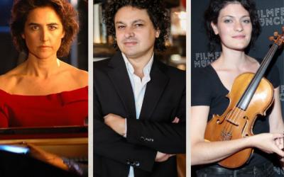 Concert at the II Classic Alborada Festival October 23, 2021