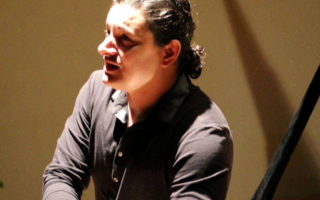 Recital de canto y piano. V edición Los Caprichos Musicales de Isla Baja Tenerife