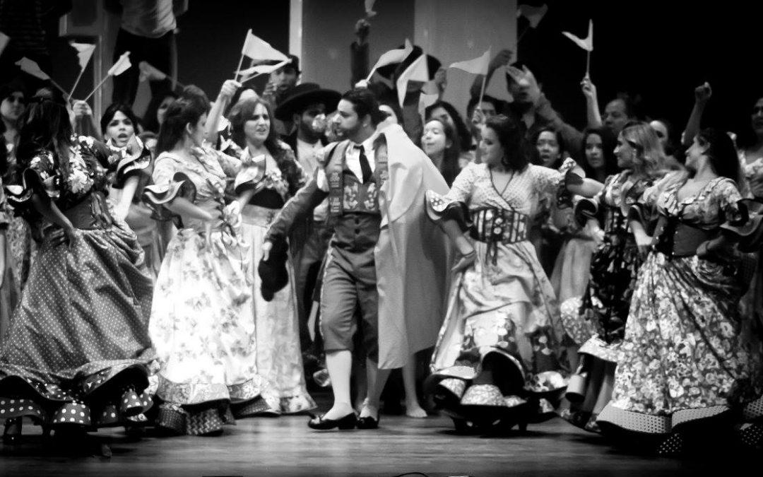 "G. Bizet ""Carmen"". Teatro Nacional de Ópera de Lima. 20, 22, 25, 27, 29 de mayo de 2016"