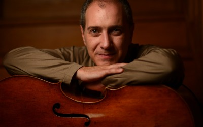 Ginastera. Serenata para cello y barítono Op. 42. Museo Guggenheim Bilbao