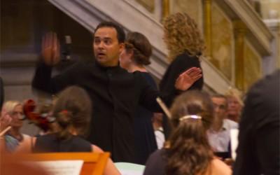 La pasión según San Mateo de Reinhard Keiser. Auditorio Nacional
