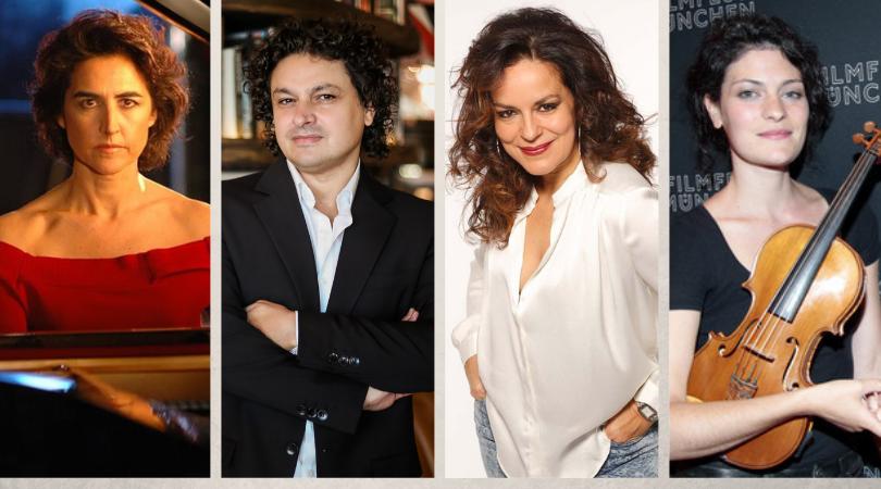 Concierto en el II Festival Alborada Clásica 2 de mayo 2021