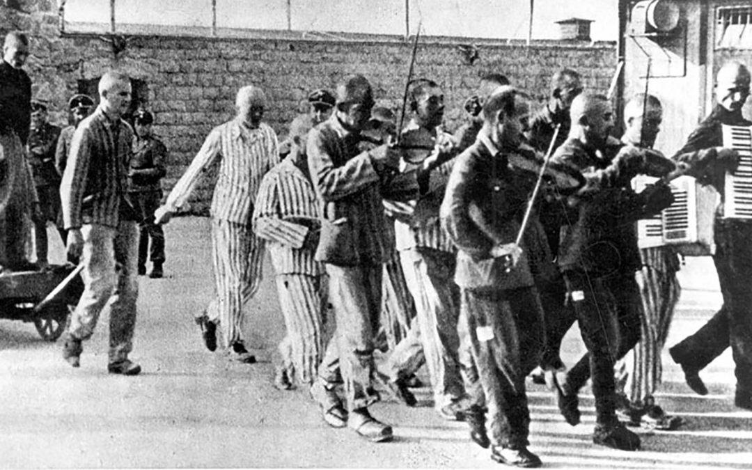 Domingo de concierto en Auschwitz